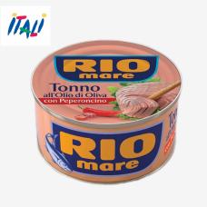 Тунець Rio Mare Olio Di Oliva Con Peperoncino, 80 g