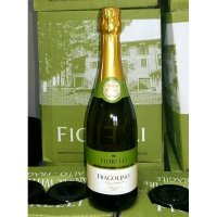 Вино  Fragolino Fiorelli Bianco 0,75л цена за 1 ящик (8бут)