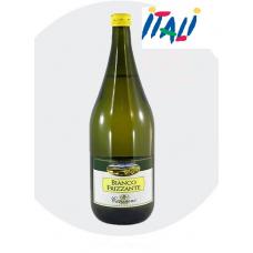 Вино белое Frizzante Bianco Il Cascinone 8% 1,5 л