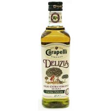 """Оливковое масло """"Carapelli"""" Delizia olio extra vergine di oliva 0,750L"""