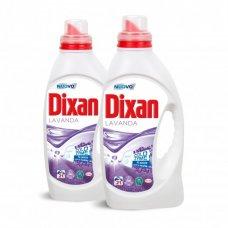 Жидкий стиральный порошок концентрат Dixan Lavanda 21ст.