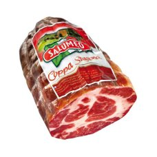 Сыровяленная шейка Salumeo «Coppa Stagionata» 1кг