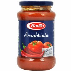 Barilla Arrabbiata, томатный с перцем чили, 400 г