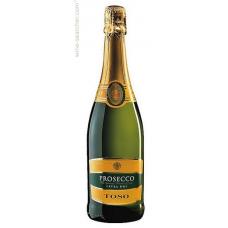 Игристое вино Toso Prosecco DOC (Тосо Просекко) 0,75L.