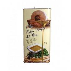 Оливковое масло Olio Extra Vergine Di Oliva, Оливковое масло 5 Л