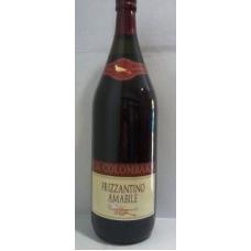 Красное Frizzantino Colombara  amabile ROSSO 1.5л