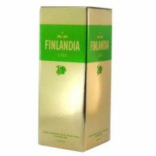 Водка Финляндия Лайм 2Л в тетрапаке  (Finlandia Lime 2L)