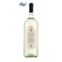 Вино белое сухое Pinot Grigio Veneto Castelmarco  1.5L