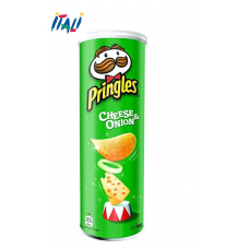 Чипсы Pringles Cheese & Onion, 165 гр