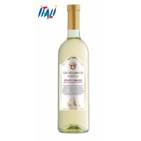 Вино белое сухое  Pinot Grigio Castelmarco 0,75L