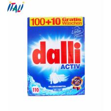 Cтиральный порошок Dalli Activ 110 стирок 7.15 кг